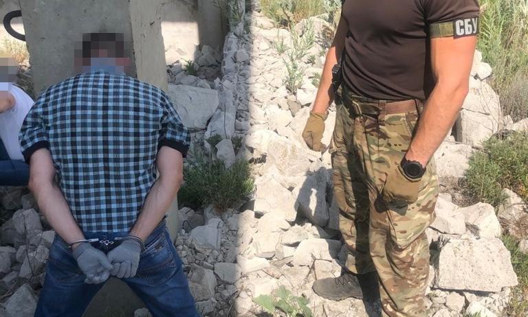 Агента ФСБ РФ осудили на 10 лет. Он планировал взорвать 4500 тонн жидкого аммиака (ФОТО)