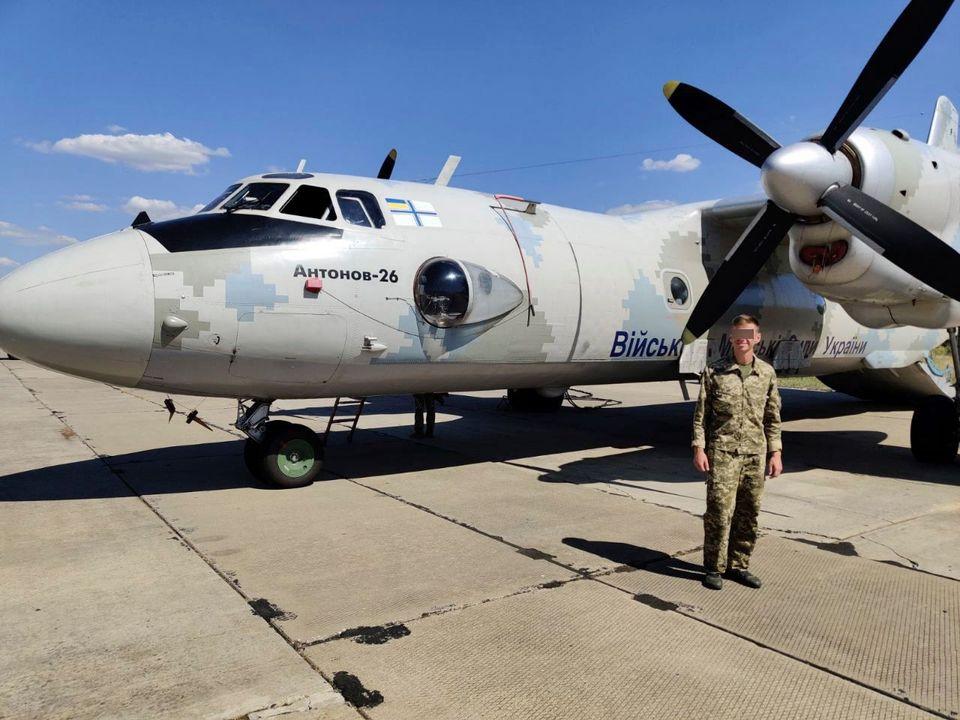 В морской авиационной бригаде на Николаевщине проходят практику курсанты Харьковского Национального университета Воздушных Сил ВСУ (ФОТО) 3