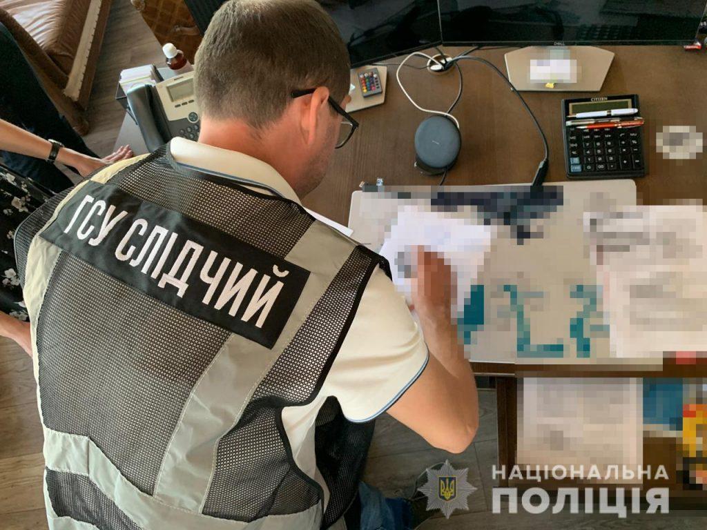 В портах Николаев и Черноморск морской агент создал мошенническую схему завладения средствами иностранной компании судовладельцев (ФОТО) 1