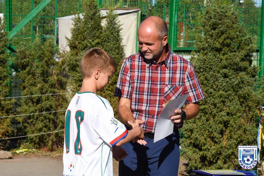 ДЮФШ «Николаев» - чемпион высшей лиги чемпионата по футзалу (ФОТО) 5