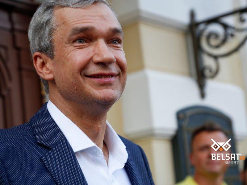 Бывший министр культуры Беларуси Латушко, перешедший в оппозицию, выехал из страны