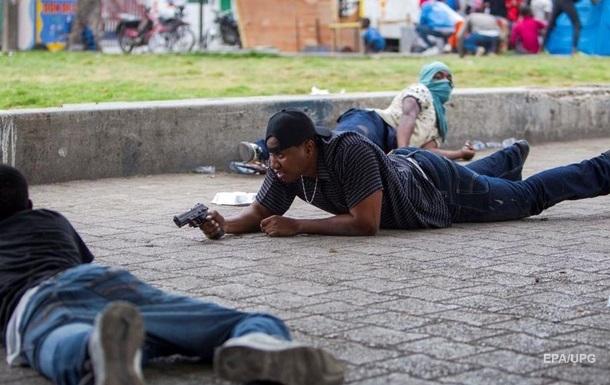 В столице Гаити 20 человек погибли в столкновениях банд