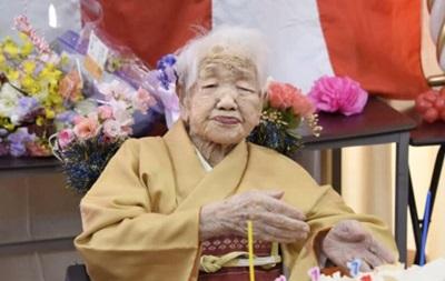 Новый рекорд долголетий установила жительница Японии