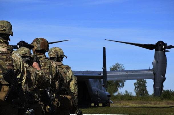 Спецназ ВСУ десантировался с конвертопланов США (ФОТО, ВИДЕО)