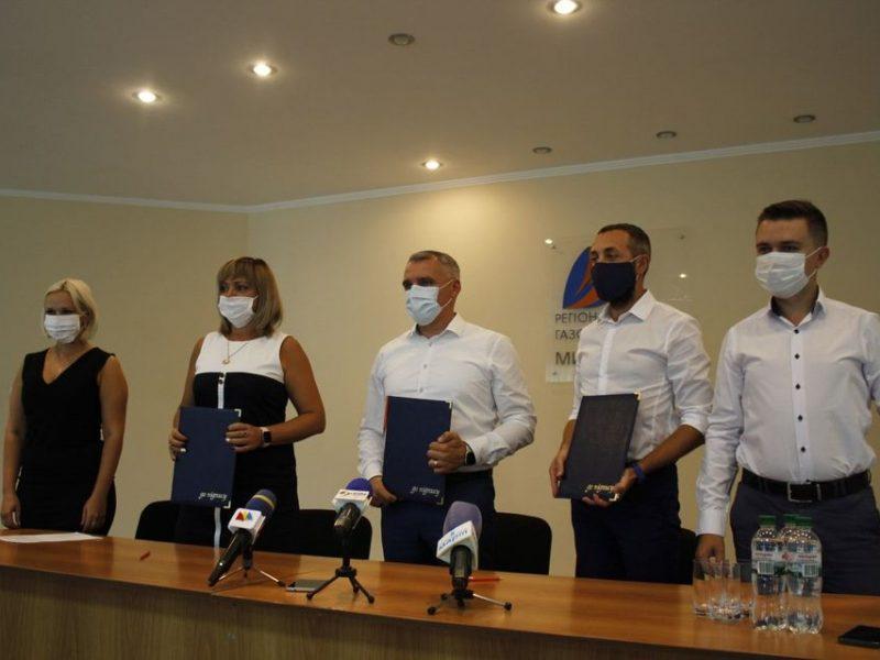 Теперь жителям Николаева перед обращением в «Николаевгаз» не надо будет добывать справку о составе семьи в ЦНАПе (ФОТО)