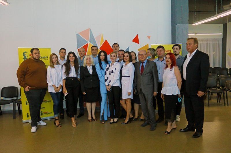 «Перемога Пальчевского» на Николаевщине определилась со списками кандидатов в местные советы (ФОТО)