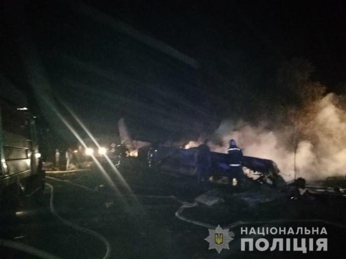 Под Харьковом разбился военно-транспортный самолет, погибло более 20 человек (ФОТО, ВИДЕО) 1