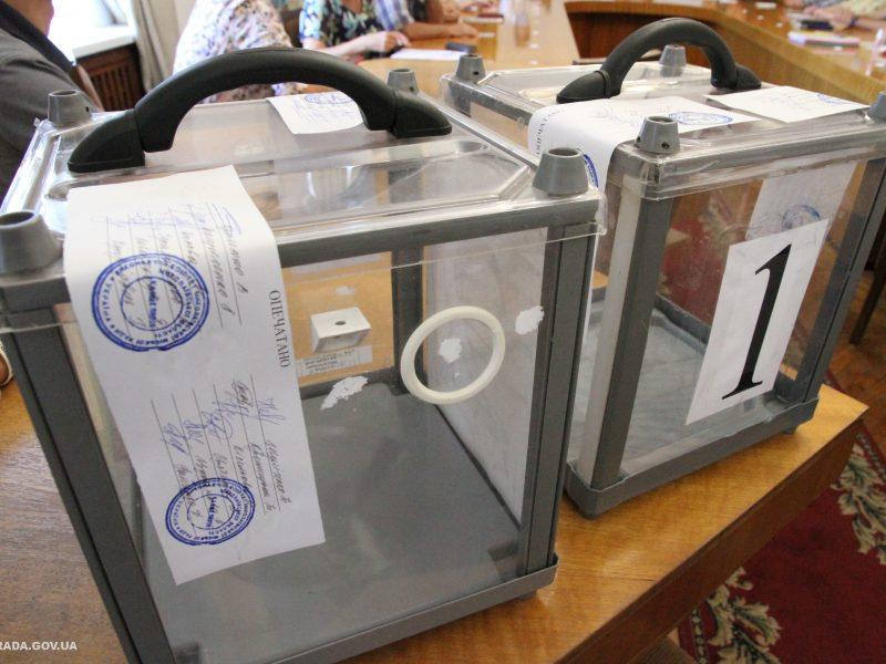 Урны опечатаны: с 4 сентября в Николаеве стартует голосование за проекты Общественного бюджета-2021 (ФОТО)
