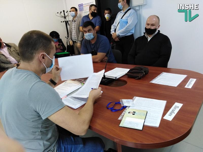 Суд по снятию с регистрации кандидатов в Николаевский горсовет от партии «Николаевцы»: стороны привели свои аргументы (ФОТО) 7
