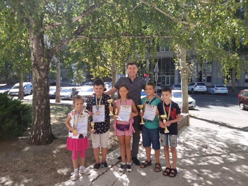 В Николаеве завершился чемпионат области для маленьких шахматистов (ФОТО)