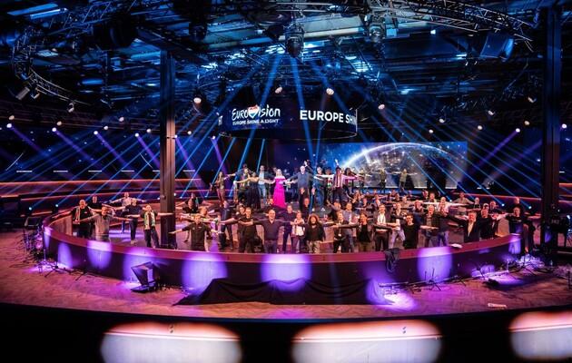 Названы четыре варианта проведения «Евровидения-2021»