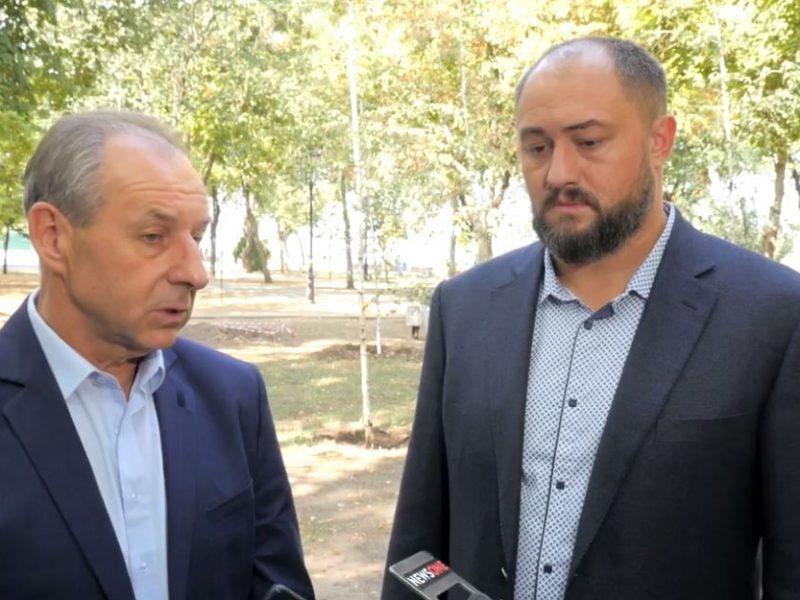 Невенчанный назвал заявление Ильюка о выдвижении его кандидатом в мэры дезинформацией и фальсификацией (ВИДЕО)