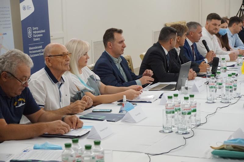 Участники Морского кластера Украины в Николаеве обсудили перспективы отрасли 1