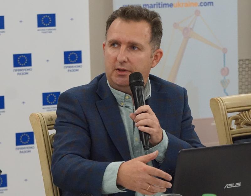 Участники Морского кластера Украины в Николаеве обсудили перспективы отрасли 3