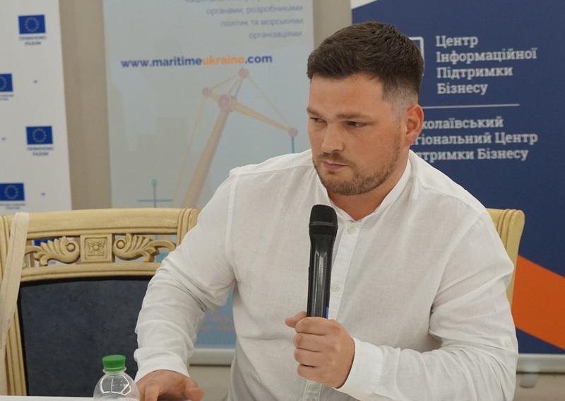 Участники Морского кластера Украины в Николаеве обсудили перспективы отрасли 9