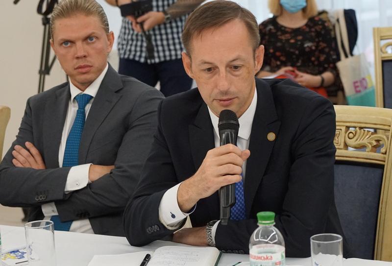 Участники Морского кластера Украины в Николаеве обсудили перспективы отрасли 11