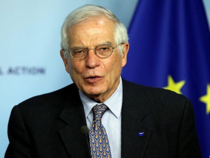 Боррель заявил Зеленскому, что «ЕС – это не банкомат»