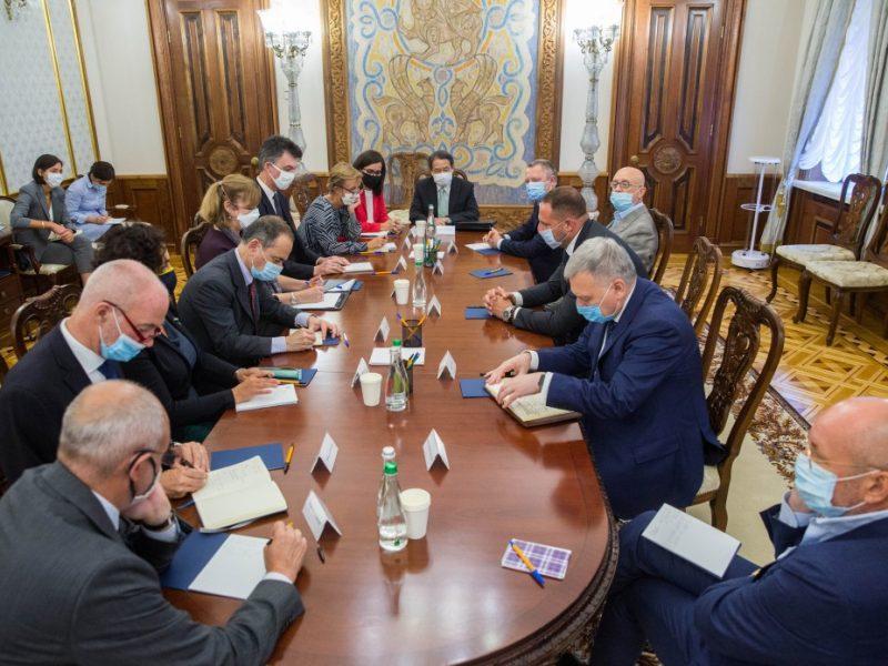 """Ермак рассказал послам G7 о результатах переговоров """"нормандских советников"""""""