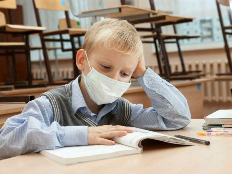 В Николаеве на самоизоляцию отправили 56 классов в 22 школах