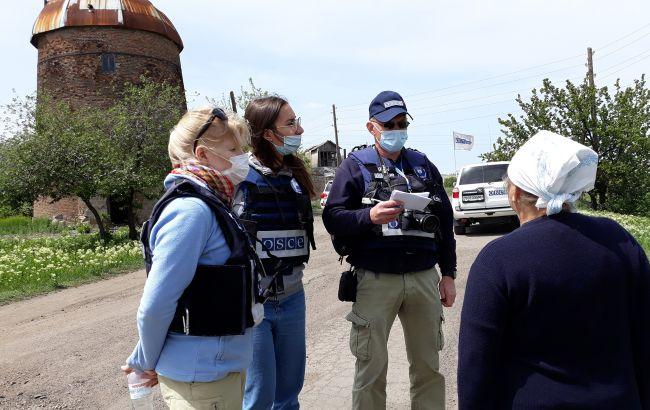 На Донбассе за время перемирия шестеро гражданских пострадали от взрывов мин – ОБСЕ
