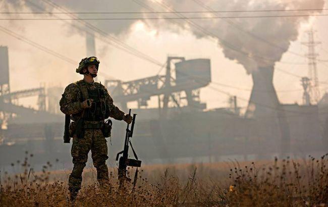 За прошлые сутки на Донбассе боевики один раз нарушили перемирие – Штаб ООС