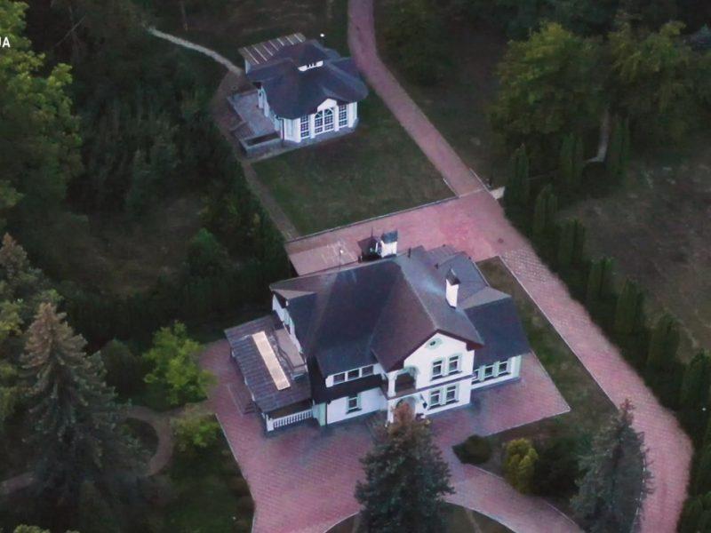 Президентское поместье Генпрокурора Венедиктовой (ФОТО, ВИДЕО)