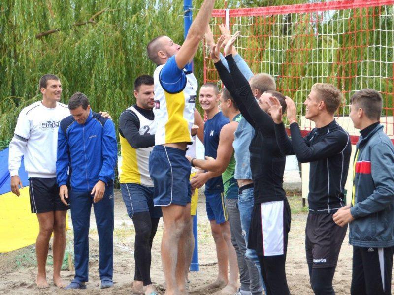 В Николаеве завершился чемпионат по пляжному волейболу памяти Владимира Чайки (ФОТО, ВИДЕО)