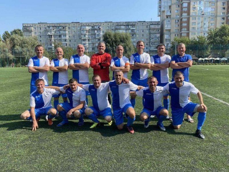 Сборная Николаевской области приняла участие в Суперкубке Украины среди ветеранов памяти Лобановского и Базилевича (ФОТО)