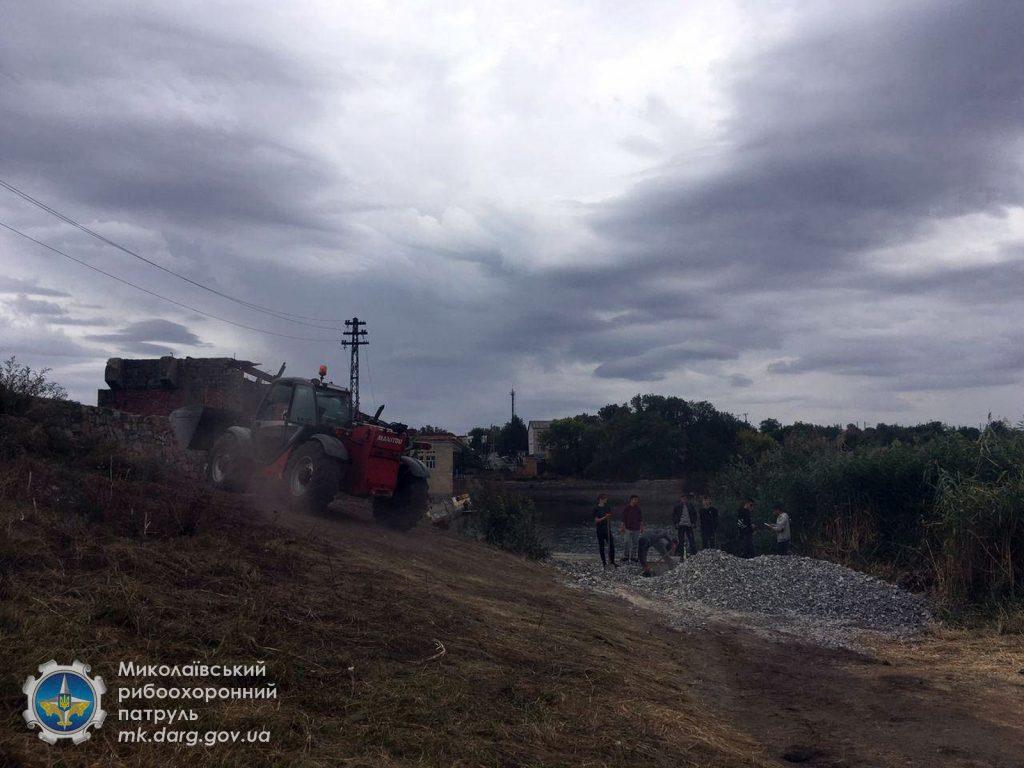 Катастрофа. Из-за ремонта Первомайской ГЭС погибли миллионы рыб, город остался без воды (ФОТО, ВИДЕО) 7