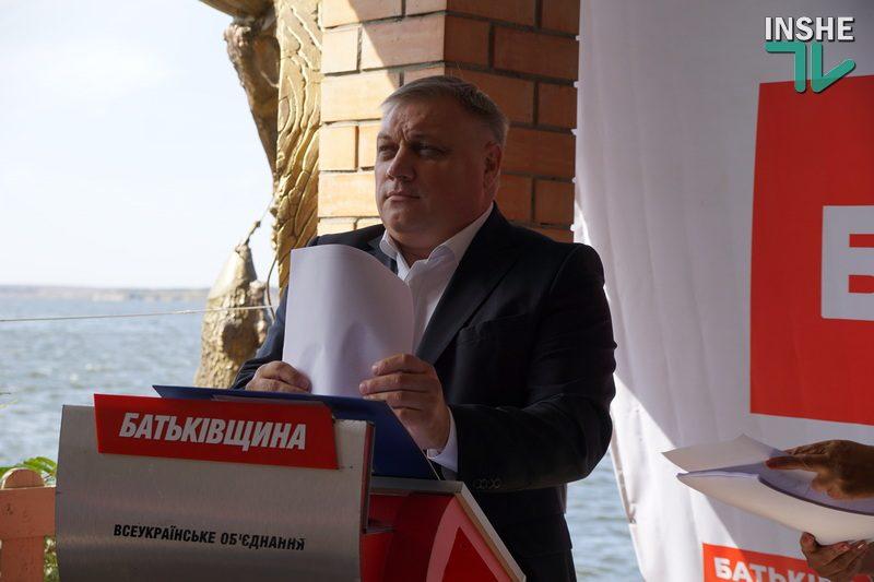 Николаевская «Батькивщина» в суде оспаривает результаты выборов депутатов Николаевского областного совета (ФОТО)