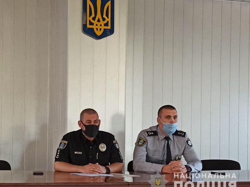 В Первомайской полиции – новый начальник (ФОТО)