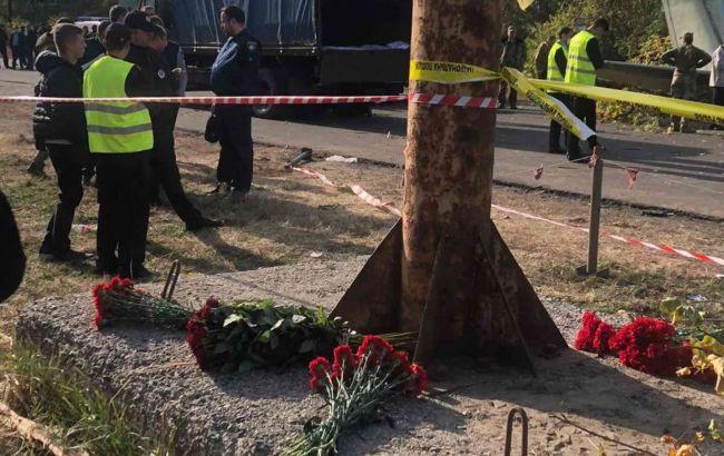 Семьям погибших в катастрофе АН-26 обещают выплатить по 1,5 млн гриве