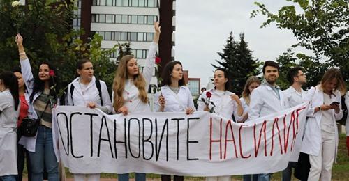"""Белорусские врачи заявили, что не будут """"покрывать лживую статистику"""" по COVID-19 (ВИДЕО)"""