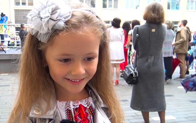 Жизнерадостность шестилетней фаталистки из Трускавца восхитила украинцев (ВИДЕО)