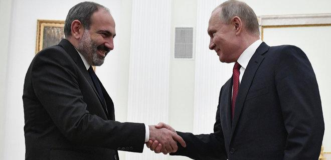 Война в Нагорном Карабахе. Пашинян не исключает обращение за помощью к войскам РФ в Гюмри