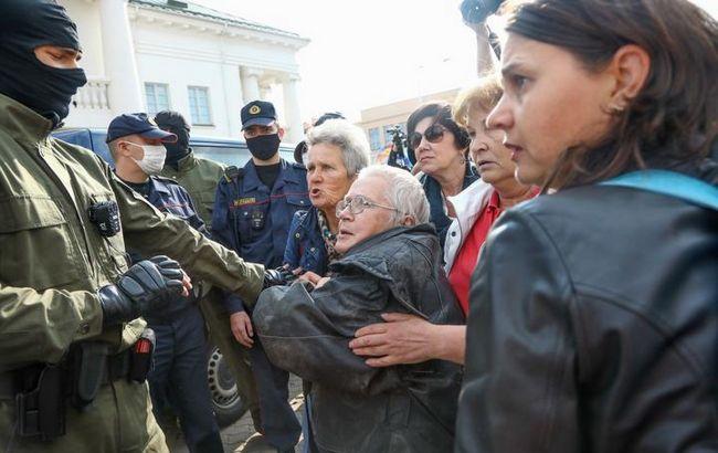 В ЕС не исключают международный трибунал по ситуации в Беларуси