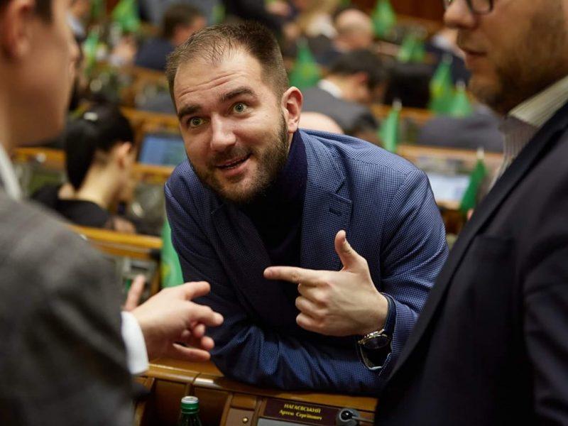 Драка в Раде: Юрченко написал на Лероса заявление в Офис генпрокурора (ФОТО)