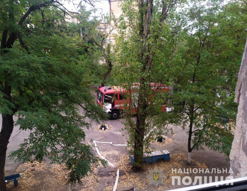 В Николаеве неадекват грозил взорвать многоквартирный дом вместе со своей матерью (ФОТО) 3