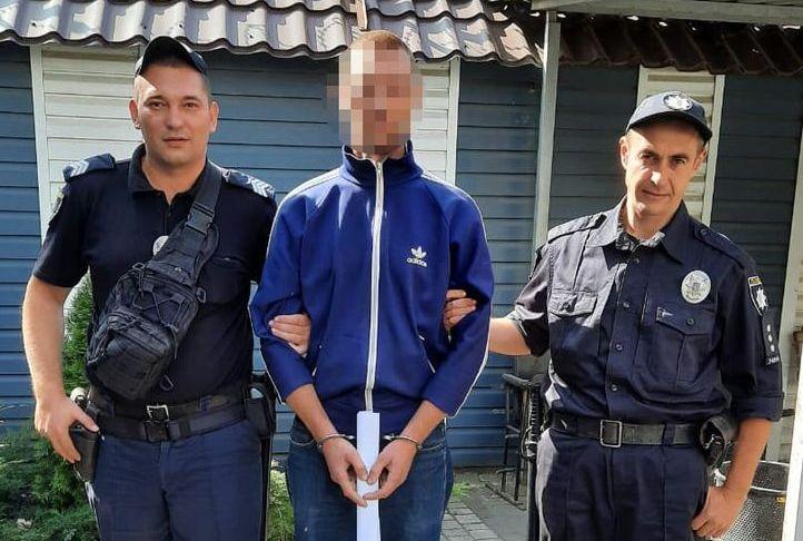 В Николаеве полиция задержала мужчину, который до смерти избил свою пожилую родственницу (ФОТО)