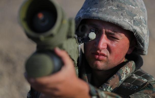 Наступление Азербайджана в Карабахе остановлено, – минобороны Армении