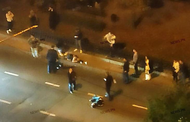 Полиция нашла водителя, который сбил двух парней в центре Николаева и сбежал
