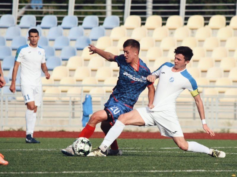 Дубль МФК «Николаев» потерял очки в матче с «Днепром» (ВИДЕО)