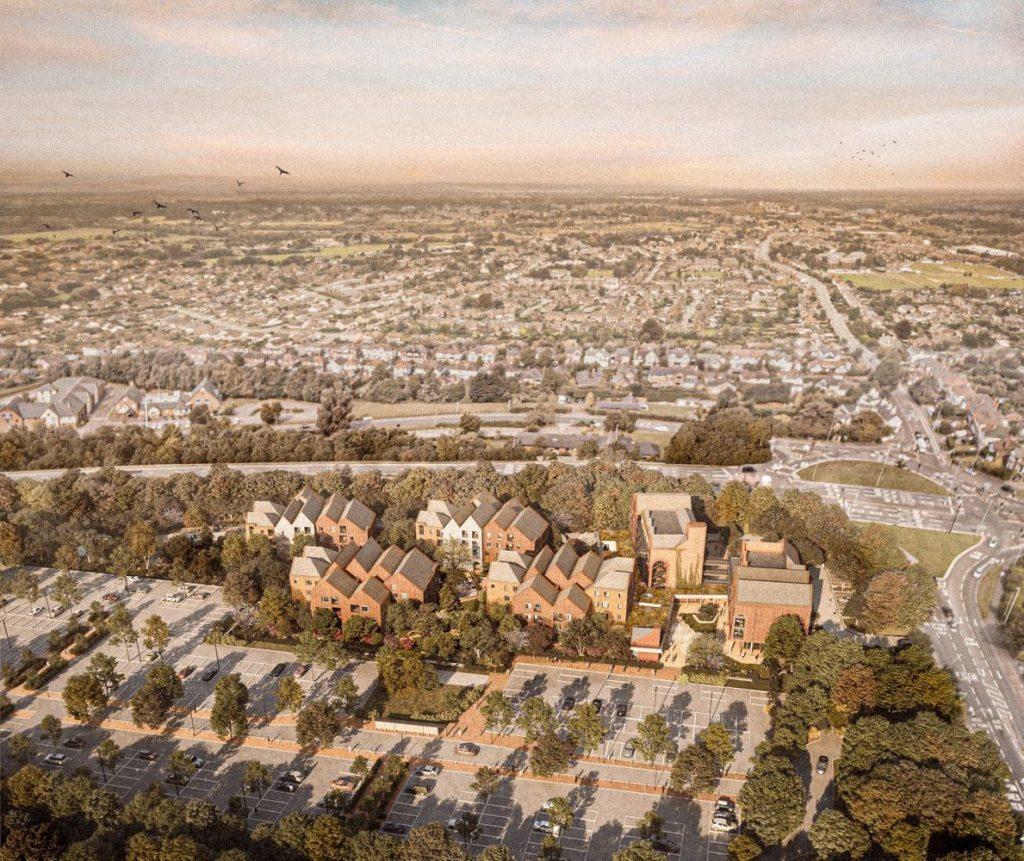 В Великобритании хотят построить деревню для пенсионеров с нулевым выбросом углерода (ФОТО) 3