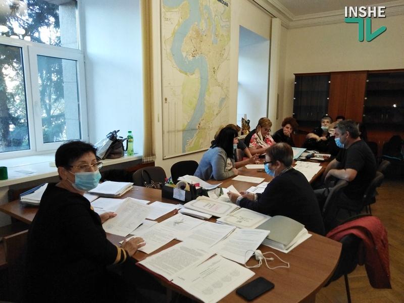 Николаевский горизбирком обещает 15 октября передать ЦИК данные по кандидатам (ВИДЕО)