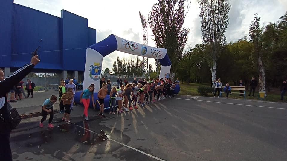 «Золотая осень»: на Николаевщине проходит трехдневный легкоатлетический фестиваль (ФОТО) 3