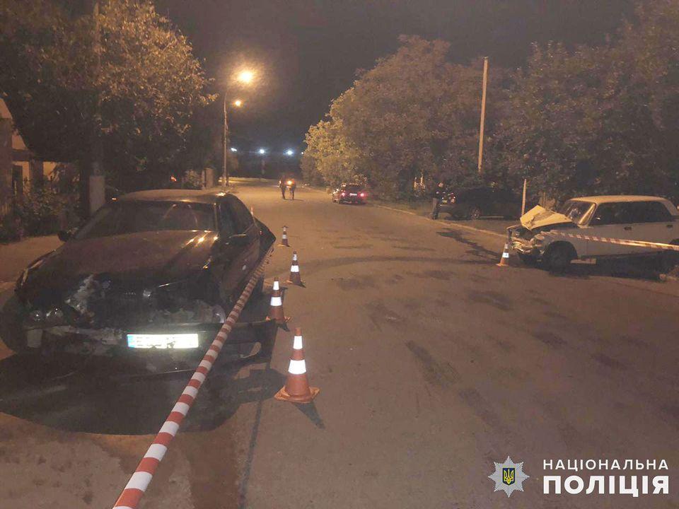В ДТП в Николаеве пострадал 9-летний ребенок (ФОТО) 1