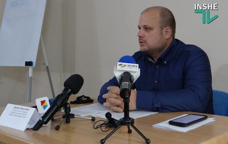 Нарушений меньше, но они были: ОПОРА об избирательной кампании на местных выборах на Николаевщине (ВИДЕО)