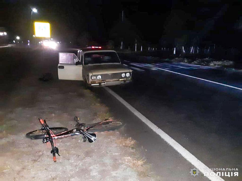 На Николаевщине сбили 11-летнего велосипедиста (ФОТО) 3