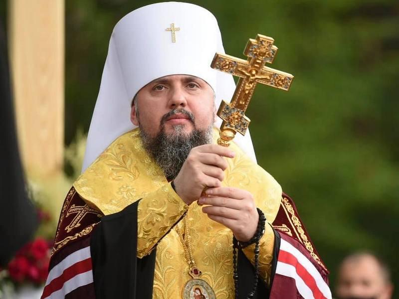 Николаев впервые посетит Блаженнейший Митрополит Киевский и всея Украины Епифаний