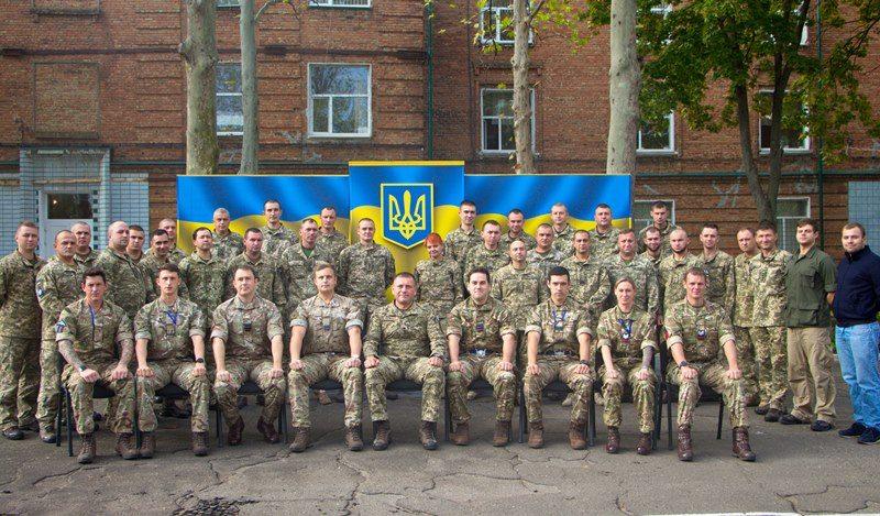 В Николаеве завершились украинско-британские учения Warrior Watcher-2020 (ФОТО)
